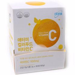 Витамин С Atomy Color Food